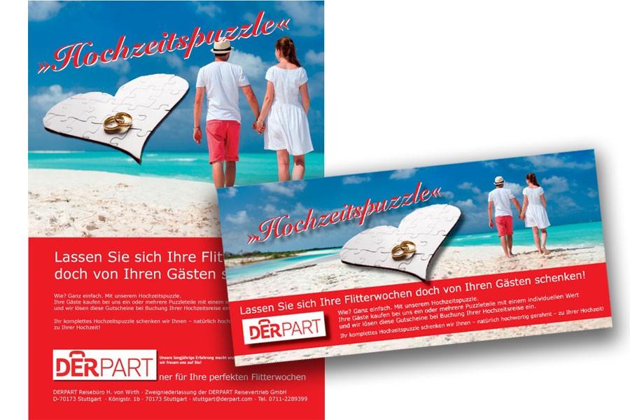 Flyer Visitenkarten Bäuerle Das Werbewerk Genial Gemacht